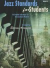 Jazz Standards for Students, Bk 3: 10 Graded Selections for Intermediate Pianists - Alfred Publishing Company Inc., Sharon Aaronson