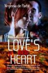 Love's Red Heart - Virginnia de Parté