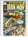 The Invincible iron Man #29 1969 Issue (1) - Don Heck