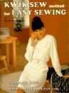 Kwik-Sew's Method for Easy Sewing - Kerstin Mårtensson