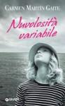 Nuvolosità variabile (Nuovi narratori) (Italian Edition) - Carmen Martín Gaite