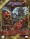 The Hall of the Rainbow Mage - Patrick Lawinger