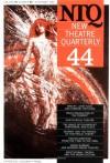 New Theatre Quarterly 44: Volume 11, Part 4 - Clive Barker
