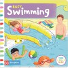 Busy Swimming: Push, pull and slide the scenes to bring the swimming pool to life! (Busy Books) - Rebecca Finn, Rebecca Finn