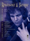 Renaissance & Baroque: Music for 2 Guitars [With CD (Audio)] - Music Minus One
