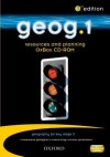 Geog.1: Resources & Planning Oxbox CD-ROM - RoseMarie Gallagher, John Edwards, Anna King, Susan Jenkinson