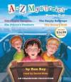 A to Z Mysteries: Books D-G - Ron Roy, David Pittu
