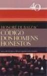 Código dos homens honestos - Honoré de Balzac