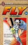 Fly, tome 24 : Le Cinquième talisman ! ! ! - Riku Sanjo, Koji Inada