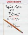 Office Depot: Taking Care of Business: The First 20 Years - Jeffrey L. Rodengen, Stanimira Stefanova, Sandy Cruz
