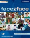 face2face Pre-intermediate Student's Book with CD-ROM/Audio CD - Chris Redston, Gillie Cunningham