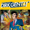 Dirk Gently's Holistic Detective Agency (Issues) (5 Book Series) - Chris Ryall, Tony Akins, Ilias Kyriazis