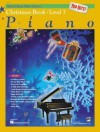 Alfred's Basic Piano Course Top Hits! Christmas, Bk 3 (Alfred's Basic Piano Library) - Alfred Publishing Staff, E. L. Lancaster, Morton Manus