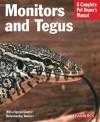 Monitors and Tegus - Richard D. Bartlett, Patricia P. Bartlett