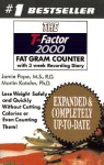 The T-Factor Fat Gram Counter - Jamie Pope, Martin Katahn