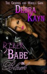 Biker Babe in Black - Debra Kayn