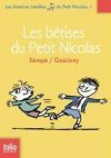 Les bêtises du Petit Nicolas - Jean-Jacques Sempé, René Goscinny