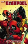Deadpool: Evil Deadpool (Deadpool, #10) - Salvador Espin, John McCrea, Daniel Way