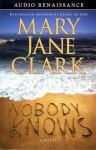 Nobody Knows (Audio) - Mary Jane Clark, Fran Tunno