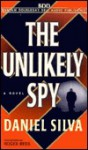 The Unlikely Spy - Roger Rees, Daniel Silva