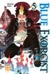 Blue exorcist, Tome 5 - Kazue Kato