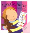 Let's Go, Anna!: Learn Numbers 1 to 5 - Vivian French