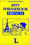 Jiffy Phrasebook French - Langenscheidt