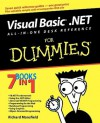 Visual Basic .Net All in One Desk Reference for Dummies - Richard Mansfield