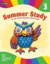 Summer Study: Grade 3 (Flash Kids Summer Study) - Flash Kids Editors