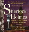 Murder in the Casbah & Other Mysteries (New Adventures of Sherlock Holmes) - Anthony Boucher, Denis Green