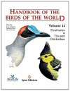 Handbook of the Birds of the World, Volume 12: Picathartes to Tits and Chickadees - Josep del Hoyo, Andrew Elliott, David Christie, Kevin Caley