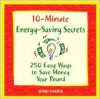 10-Minute Energy-Saving Secrets - Jerri Farris