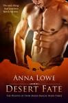 Desert Fate - Anna Lowe