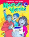 Teaching Children Memory Verses, Grades 3&4 - Mary J. Davis
