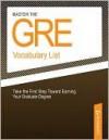 Master the GRE Vocabulary List - Mark Alan Stewart