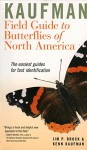 Butterflies of North America (Kaufman Field Guides) - Jim P. Brock, Kenn Kaufman, Kenn Kaufman