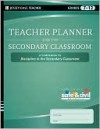 Teacher Planner for the Secondary Classroom: A Companion to Discipline in the Secondary Classroom - Randall S. Sprick