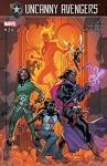 Uncanny Avengers (2015-) #24 - Jim Zub, Kim Jacinto, RB Silva