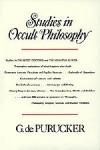 Studies In Occult Philosophy - G. de Purucker