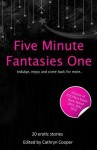 Five Minute Fantasies 1 - Elizabeth Cage, Cathryn Cooper
