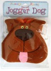 Funny Faces Cloth Book: Jogger Dog - Kate Toms