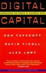 Digital Capital: Harnessing the Power of Business Webs - Don Tapscott, David Ticoll, Alex Lowy