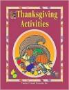 Thanksgiving Activities - RENEE HENEGAR