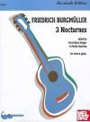 Burgmuller: 3 Nocturnes for Cello & Guitar - Friedrich Burgmüller