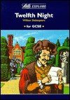 "Letts Explore ""Twelfth Night"" (Letts Literature Guide) - Stewart Martin, John Mahoney"
