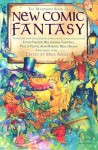 The Mammoth Book Of New Comic Fantast (Fourth All New Collection 2005) - Mike Ashley
