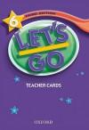 Let's Go 6 Teacher's Cards - Ritsuko Nakata, Karen Frazier, Barbara Hoskins