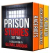 True Crime Prison Stories About How Drug Addicts are Being Bred Into Gang Members in California ( 3 Books in 1 ) - Glenn T. Langohr, Judicious Revisions, lockdownpublishing.com TM