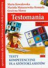Testomania Testy kompetencyjne dla szóstoklasistów - Maria Kowalewska