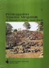 Peninggalan Tradisi Megalitik di Daerah Cianjur, Jawa Barat - Haris Sukendar